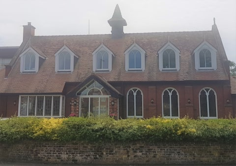 Unique self contained flat in converted church