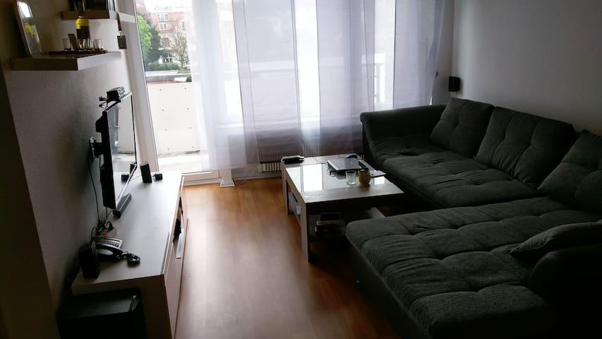 Wohnung nahe City und Stadtwald - Krefeld - Byt