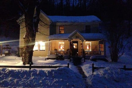 Cozy Farmhouse in Livingston Manor - Livingston Manor