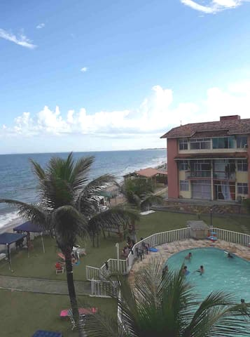Suíte vista pro mar /wifi/ garagem/ Rio das Ostras