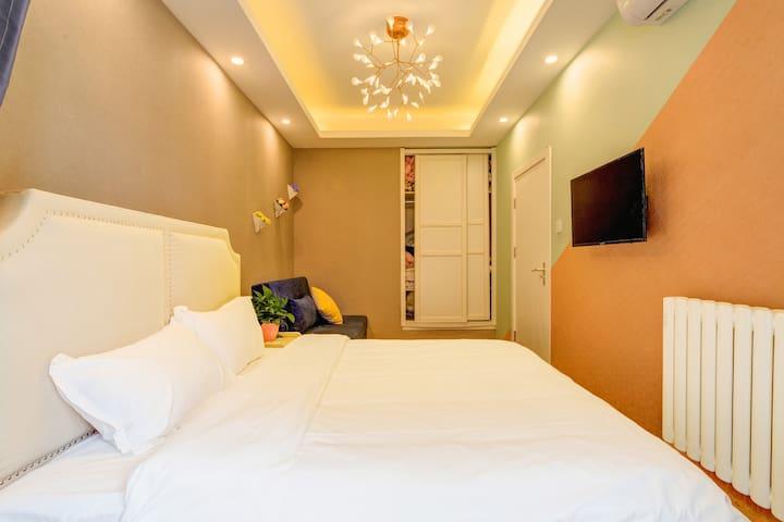 【躺平】安贞医院丨安华桥 温馨两居室