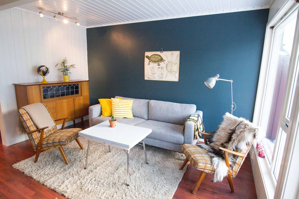 Livingroom on ground floor