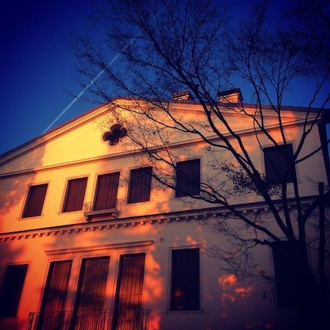 Villa Grimani appartamento