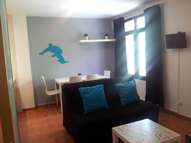 Apt. Sierra Nevada, Zona Baja, estación esquí - Sierra Nevada - Appartement