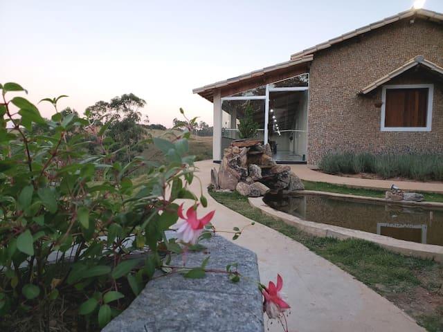 Casa de Campo em Parque Ecológico no Alto da Serra