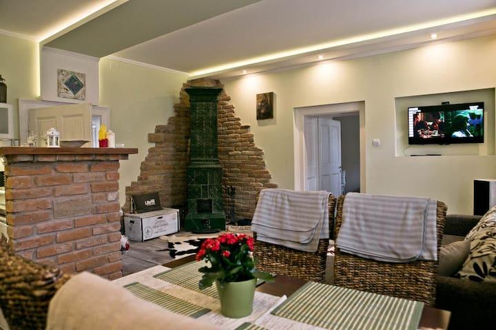 Nappali ( Living room )