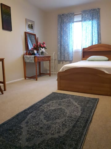 Comfy Cozy Clean  Room for One Person- Best Deal!!