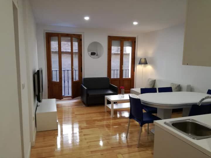 Apartamento centro Ansoleaga