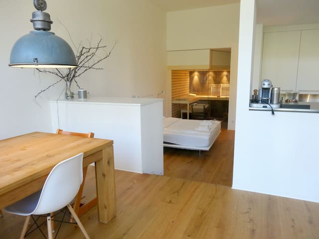 Loft w/ Sauna for 5 Persons at Top Location!