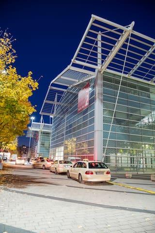 Gallery: Munich MOC Order Center / München MOC Order Center (c) und Freigabe durch Messe München GmbH