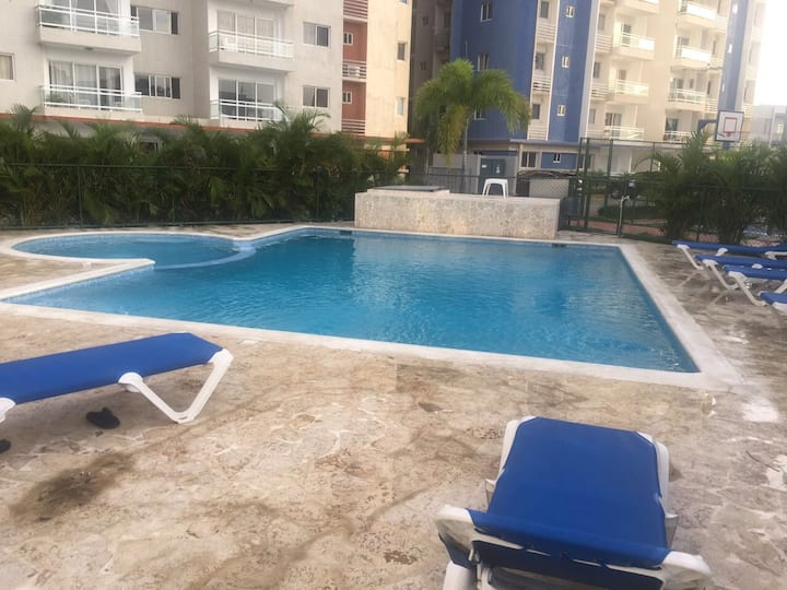 Comfortable Modern Apart in Santo Domingo10