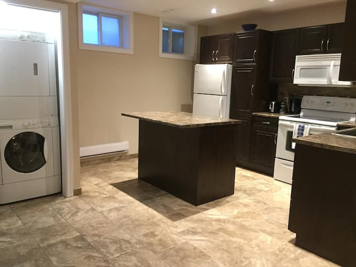 West-end, two bedroom full apartment in house