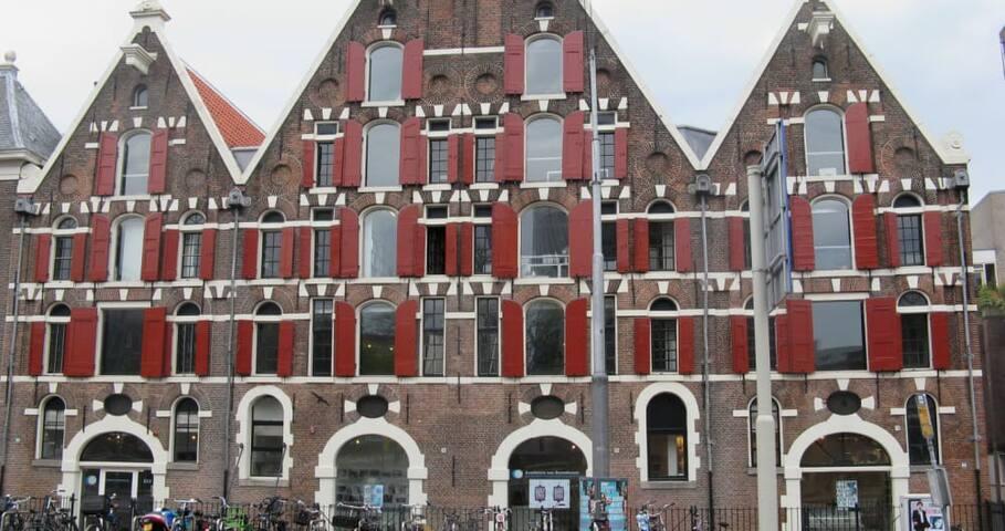 Amsterdam center Room Herisson