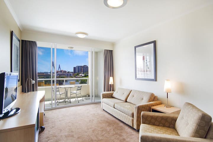 Darling Harbour ensuíte for couples - Sydney - Wohnung