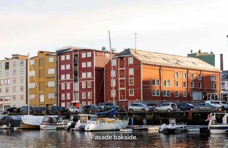 Aqua Nor - Moderne bryggeleil i Trondheim sentrum