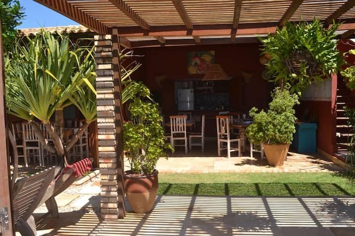 Casa na Villa (Grande) - FDS ou Temp. Águas Belas