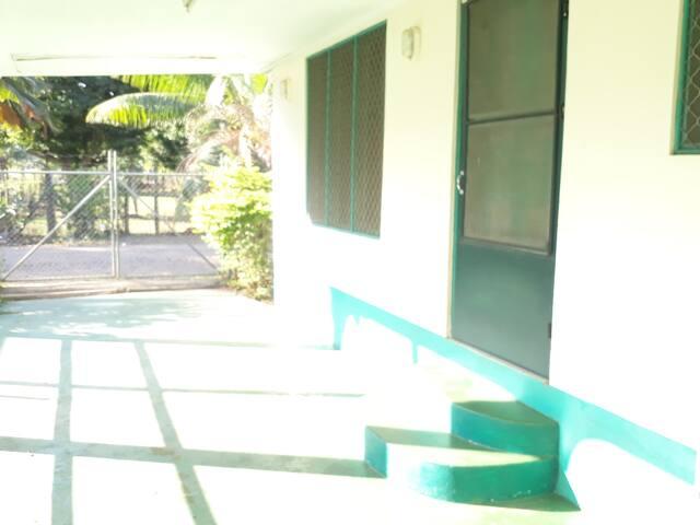 Farishas residence