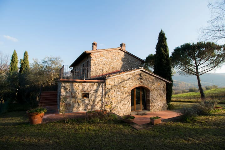 Tuscan Farmhouse 30mn from Florence - Pontassieve - Villa