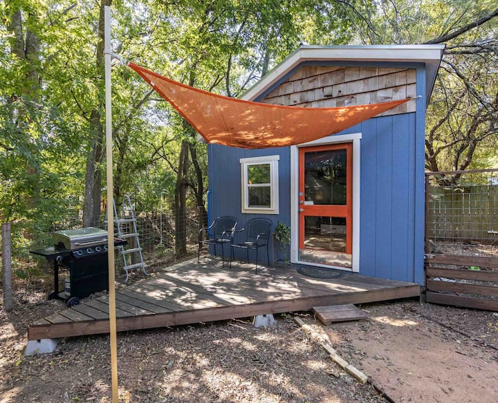 St Elmo Tiny Home - Everything you want in 225 s/f