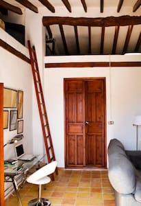 Casa antigua con jardín a 26km de Alicante y playa - Monforte del Cid - House