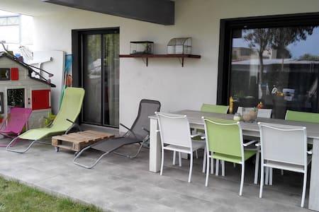 Appartement T3 rez-de-jardin - Lucciana