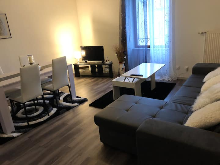 appartement du centre