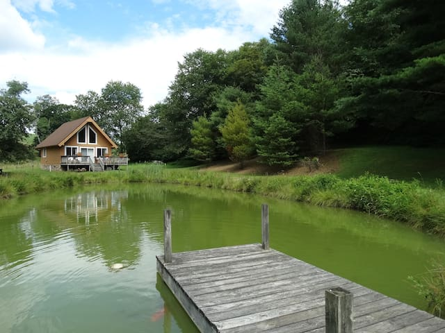 Willow Creek Cottages - Floyd County, VA