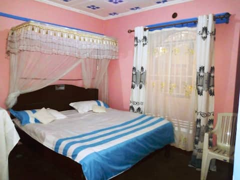 Privacy intertwined with comfort and luxury!