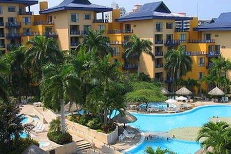Suite en ZUANA BEACH RESORT - 圣玛尔塔 - 公寓
