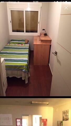 Alquiler de habitacion para una per - El Masnou - Apartamento