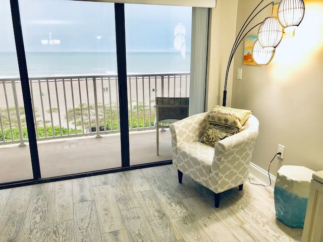 303 Direct Ocean Cocoa Beach Condo, Free Wi-Fi