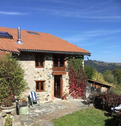 Daisys une petite maison dans la campagne - Saint-André-de-Chalencon - Ev