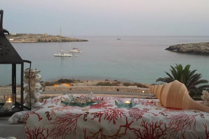 Special elegant Seaview apartament - Lampedusa