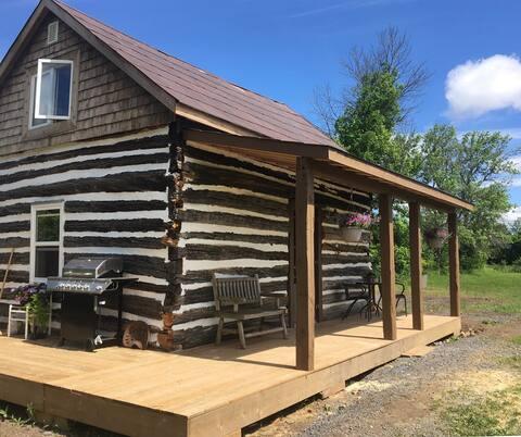 Log Cabin Nature Escape