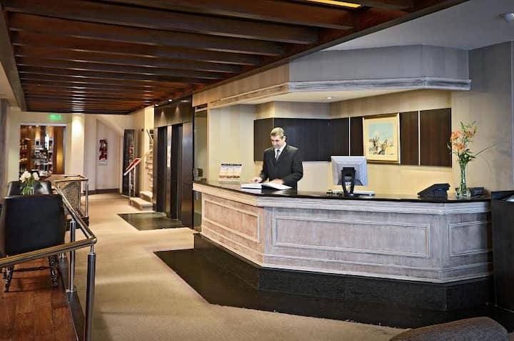 Habitación Standard Twin- Hotel Presidente