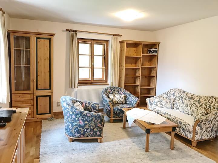 Apartment mit Schlossblick im Herzen Kärntens
