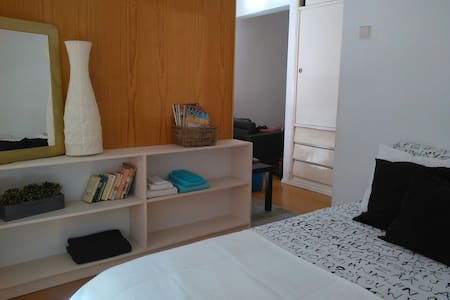Cosy apartment, near the beach - Paço de Arcos - Apartemen