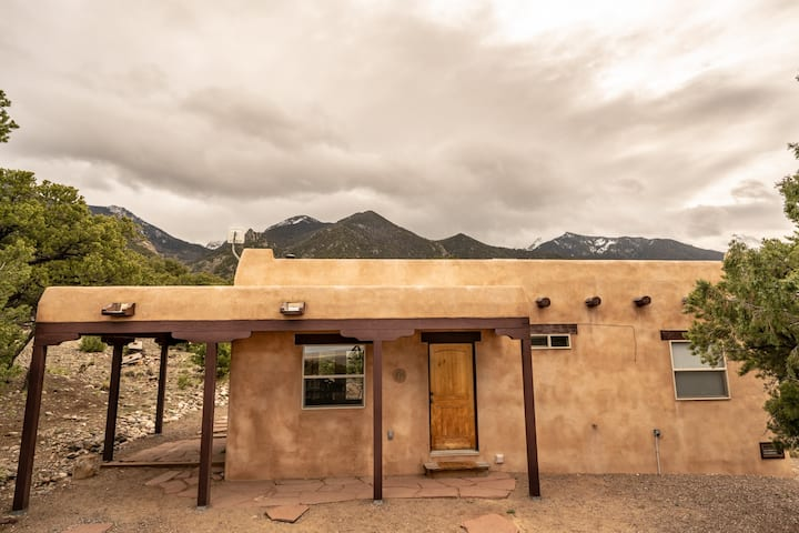 Home at the Foot of the Sangre de Cristos