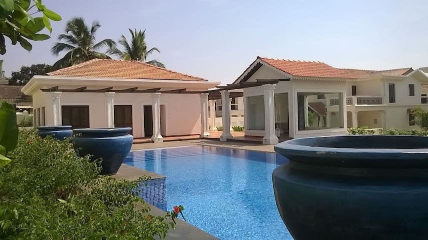 Luxury Villa with Private Pool, North Goa