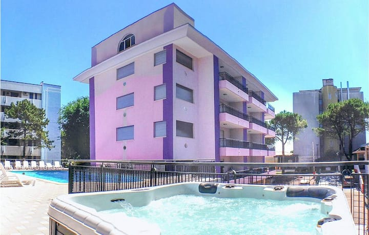 Holiday apartment with 1 bedroom on 35m² in Bibione