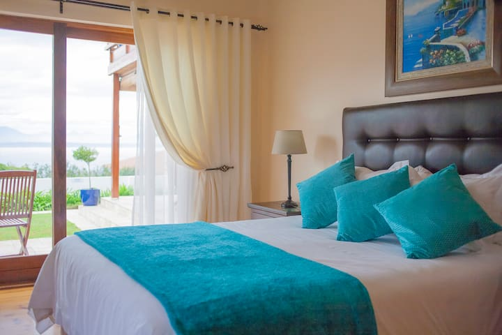 Aquamarine Guest House, Luxury Double - Ocean View