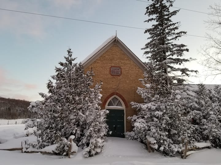 The Church in Duncan Ontario