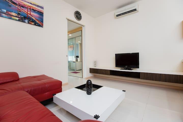 CozyStudio in KL City. KLCC, Sunway Velocity,IKEA. - Kuala Lumpur - Casa