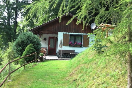 Secluded Holiday Home in Lichtenau with Private Garden