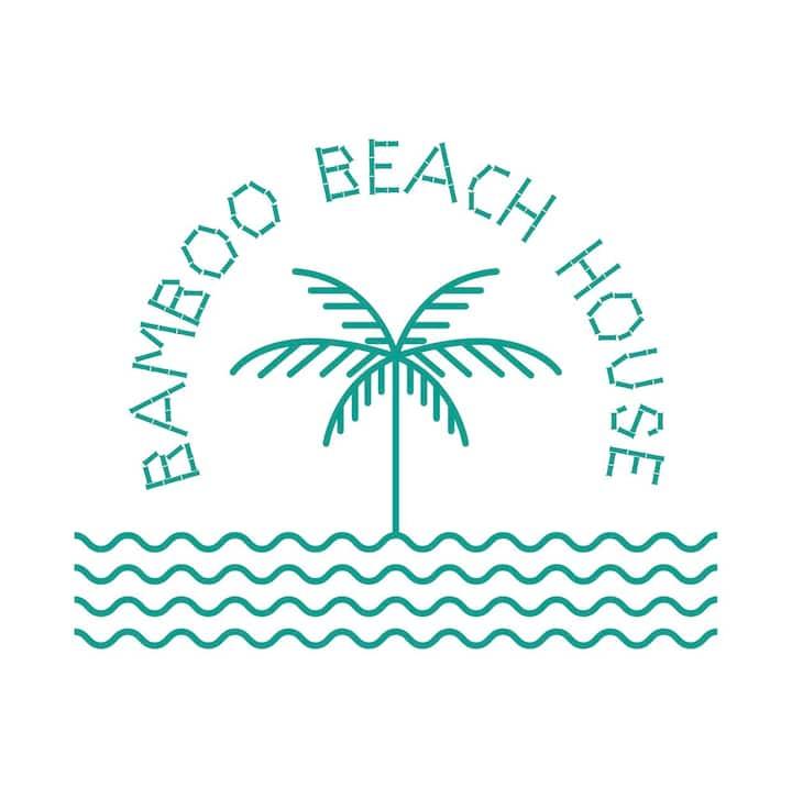 Bamboo Beach House- Salmon