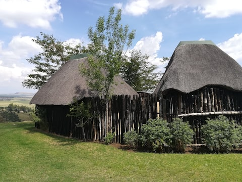 Tempelhof Guest and Game Farm, Hunting Boma