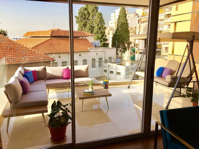 Private room in the heart of Beirut