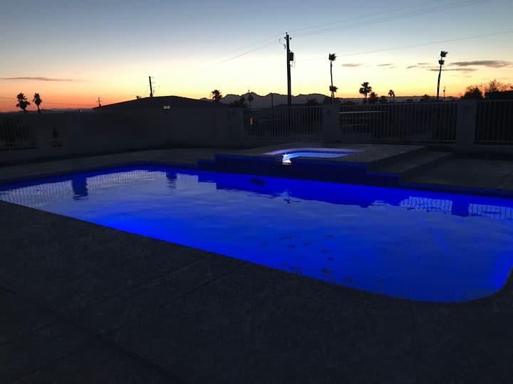 Nautical Retreat: Saltwater Pool/Spa and Game Room