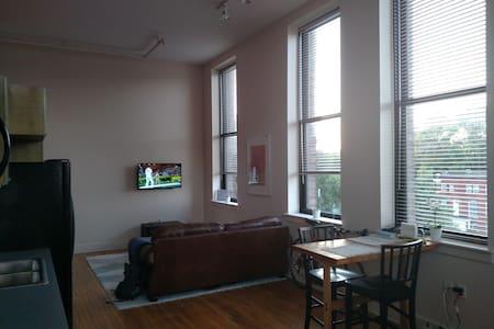 Cozy and comfortable loft - St. Louis - Appartamento