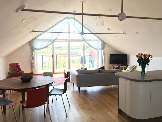 HQ Luxury, Cornwall - Hayle - Appartement